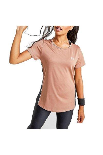 Under Armour Kadın Pembe T-shirt 1351087-270