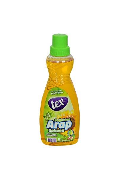 Tex Limon Kokulu Doğal Sıvı Arap Sabunu 1 lt