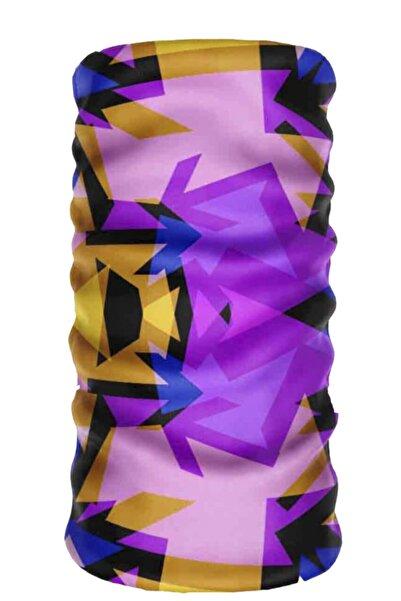 e-Taktik ® Debuff Collar Geometric Buff Boyunluk Bandana Balaklava