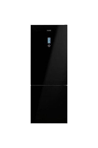 Franke Solo Ffcb 508 Nf Bk A++ Siyah Buzdolabı