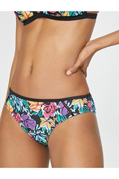 Koton Kadın Desenli Desenli Bikini Altı 9YAK88711BM