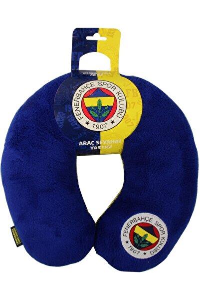 Fenerbahçe Fenerbahçe Orjinal Lisanslı Seyahat Yastığı