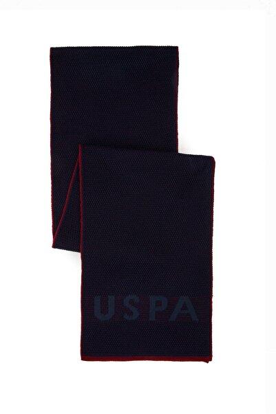 U.S. Polo Assn. Lacıvert Erkek Atkı