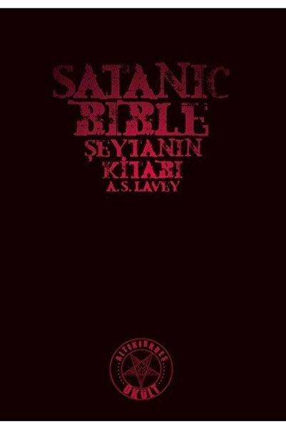 Altıkırkbeş Yayınları Satanic Bible Şeytanın Kitabı