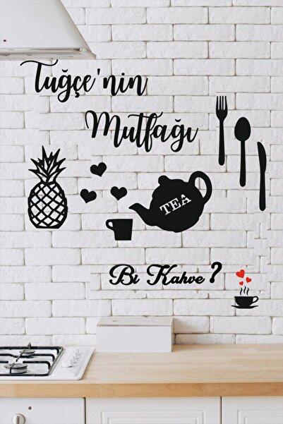 evdeucuz Mutfak Isimli Duvar Dekoru Konsepti +bi Kahve