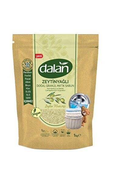 Dalan Doğal Granül Sabun Tozu Bebek Çamaşırları Için 1 Kg
