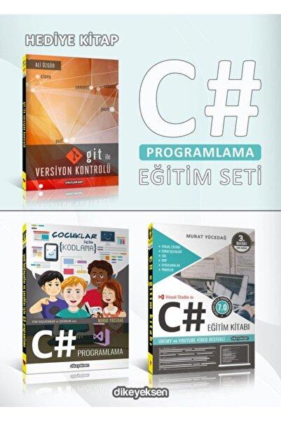 Dikeyeksen Yayıncılık C# Programlama Eg?itim Seti (3 Kitap 2+1)