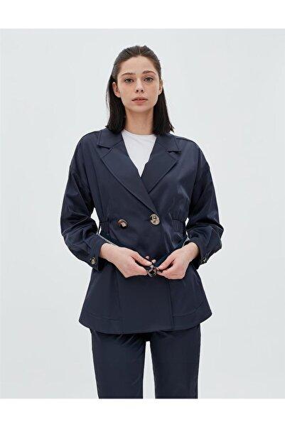 Kayra Kadın Lacivert Ceket Ka-b20-13018-11