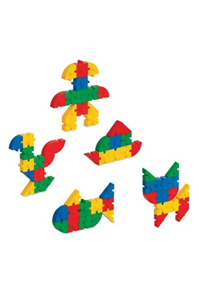 DEDE Smart Blocks 80 Parça Lego 03142
