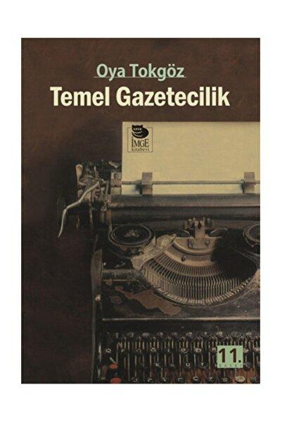 İmge Kitabevi Yayınları Temel Gazetecilik