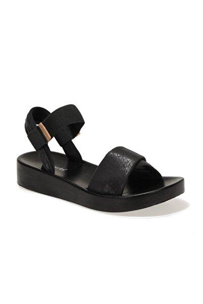 Polaris 91.158694.Z1FX Siyah Kadın Sandalet 101020341