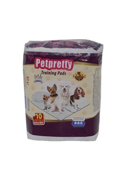Pet Pretty Training Pads-köpek Eğitim Çiş Pedi Lavantalı 60*90 Cm 10 Lu