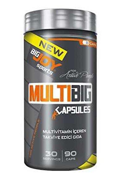 Sports Multibig Multivitamin Vitamin Enerji Takviye Edici Gıda 90 Kapsül