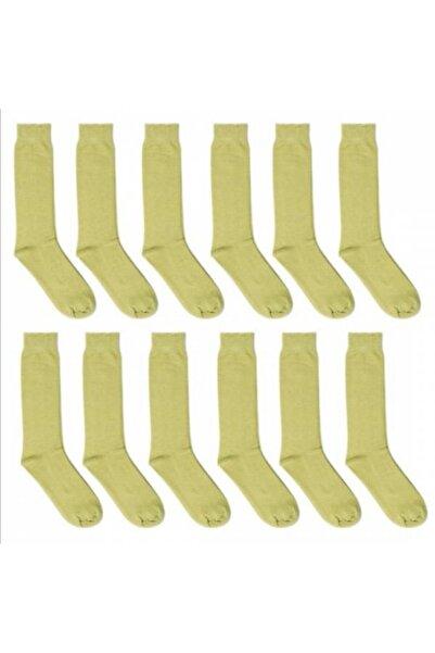 Silyon Askeri Giyim Asker Çorabı 12'li 4 Mevsim Çorap Acemi - Bedelli Asker