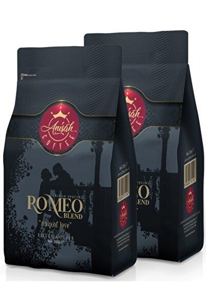 Anisah Coffee Romeo Blend Öğütülmüş Filtre Kahve 250 gr 2'li Paket