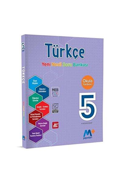 Martı Yayınları 5.Sınıf Türkçe Yeni Nesil Soru Bankası