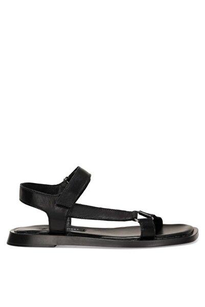 Nine West TRIP 1FX Siyah Kadın Sandalet 101028393