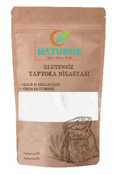 NATURUS Tapyoka Nişastası Glutensiz 300g