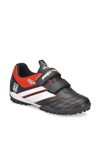 Bjk TRIM J TURF BJK Siyah Beyaz Erkek Çocuk Halı Saha Ayakkabısı 100280422
