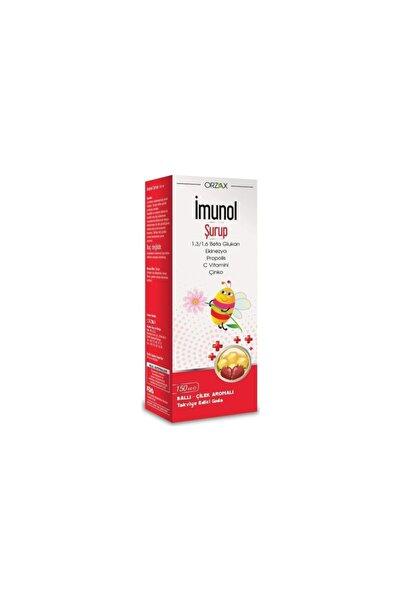 İMUNOL Orzax Imunol Şurup (150 Ml)