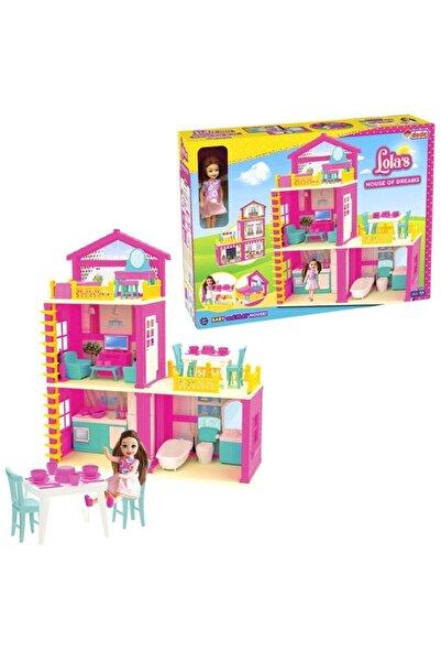 Dede Oyuncak Lola'nın Düşler Evi 3 Katlı