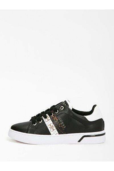 Guess Kadın Siyah Reel Ayakkabı