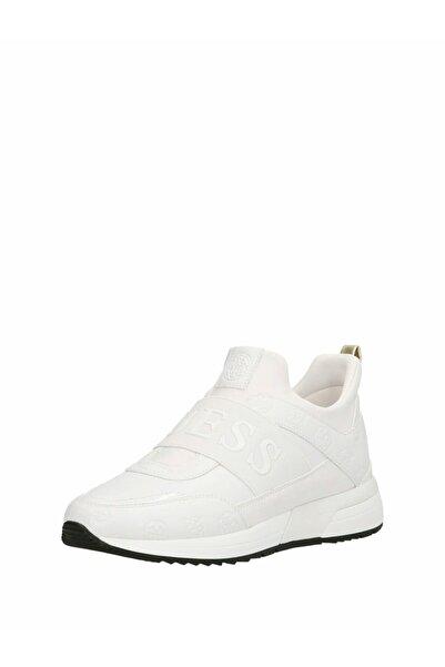 Guess Kadın Beyaz Ayakkabı