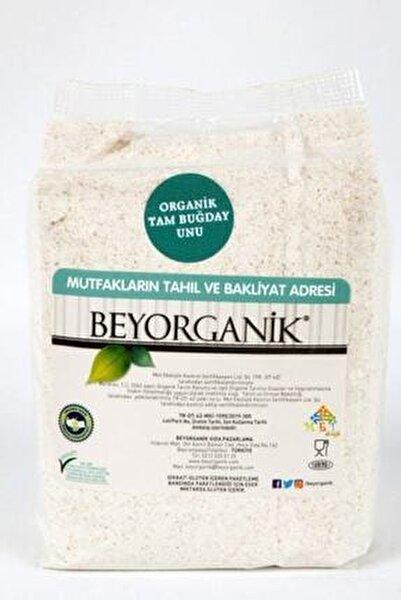 Organik Tam Buğday Unu 1 kg