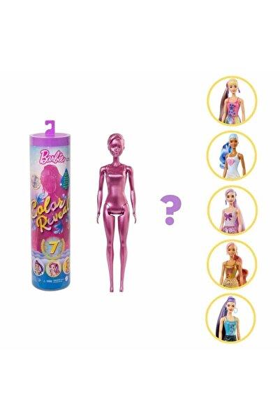 Barbie Color Reveal Renk Değiştiren Işıltılı Sürpriz Bebekler Serisi 1 G