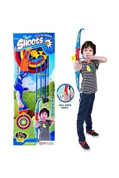 Bircan Oyuncak Ok Yay Seti - Süper Fırlatıcı Ok Yay Seti - 62 cm