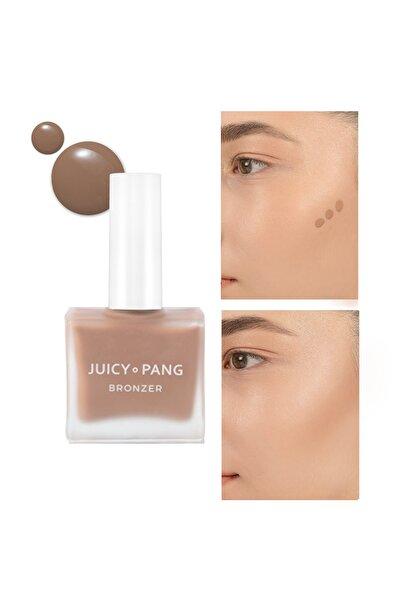 Missha Soğuk Alt Tonlu Likit Kontür  – Doğal Görünümlü Apieu Juicy Pang Bronzer Latte (BR02)