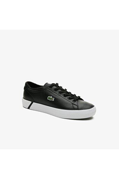 Lacoste Gripshot 0721 3 Cfa Kadın Siyah - Beyaz Sneaker 741CFA0016