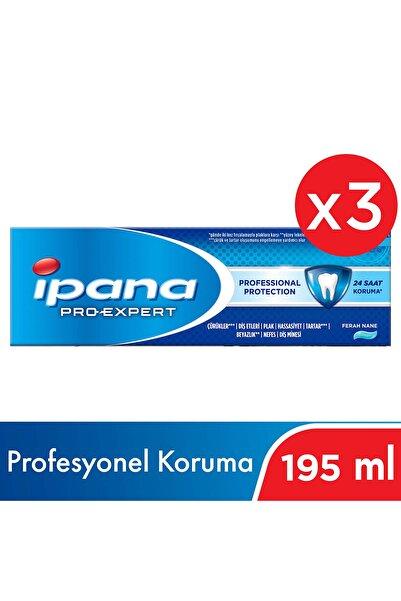 İpana IPANA PROEXPERT PROFESSIONAL PROTECTION 65ML *3
