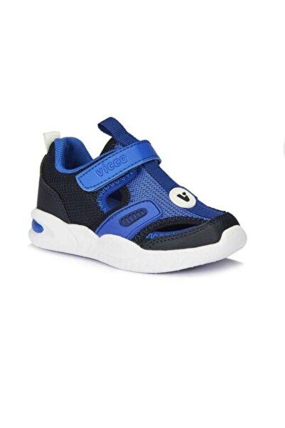 Vicco Luca Erkek Çocuk Saks Mavi Phylon Spor Ayakkabı
