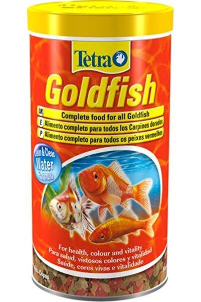 Tetra Goldfish Flakes Japon Balığı Yemi 1 Lt. 200 Gr.