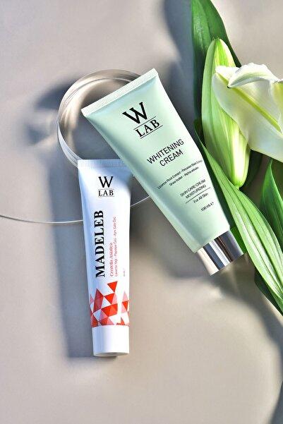 W-Lab Kozmetik Beyazlatıcı Krem 100 ml Ve Madeleb Krem 40 ml