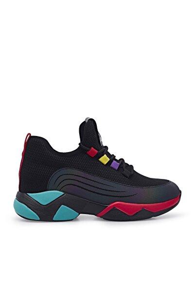 Guja Kadın Siyah Günlük Ayakkabı 38920k3551