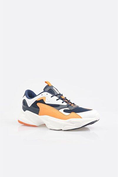 Avva Erkek Turuncu Parçalı Spor Ayakkabı A11y8010