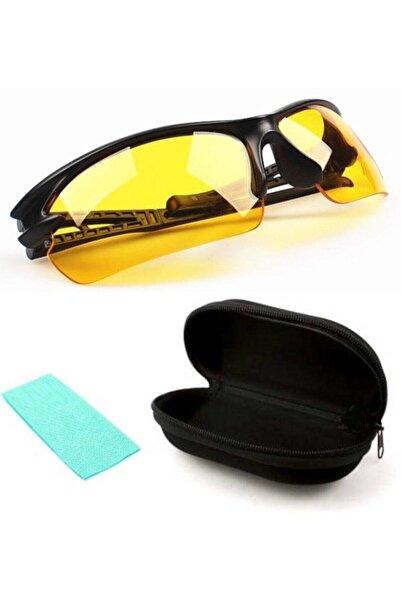 ModaCar Prime Gece Sürüş Ve Sis Gözlüğü Özel Kutulu 712909