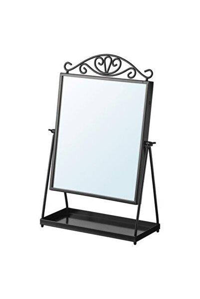 IKEA Karmsund Masa Aynası Siyah 27x43 Cm