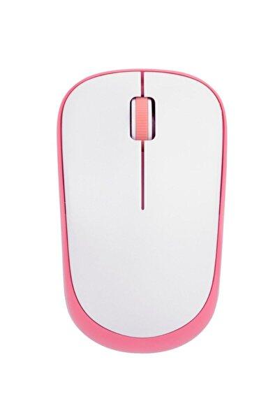 Everest Sm-833 Usb Beyaz/pembe 1200dpi Optik Kablosuz Mouse