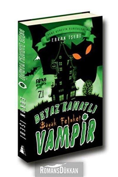 Pinus Kitap Büyük Felaket Beyaz Kanatlı Vampir 2 - Erkan Işeri -