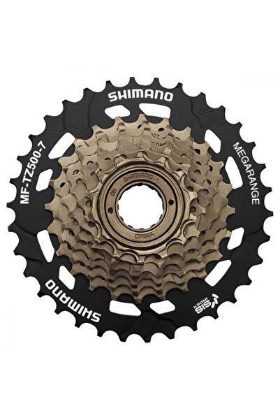 Shimano Shımano Mf-tz500 Bisiklet Arka Ruble [megarance] 7'li Dişli 14-34t