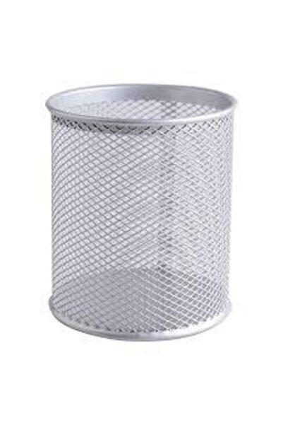 Cassa 8900 Metal Kalemlik Gümüş Fx