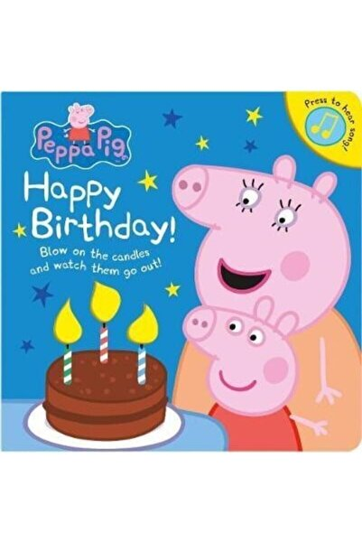 Ladybird Book Peppa Pig: Happy Birthday!