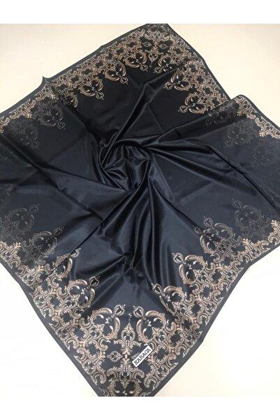 Karaca , Kadın Siyah Twil (tivil) Eşarplar (50 Lik Toplu Iğne Hediyemizdir)