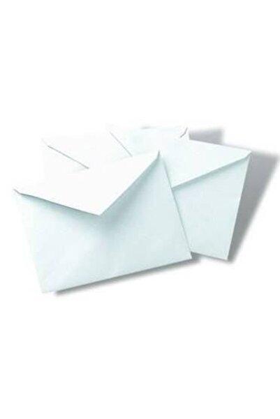 Oyal Beyaz Silikonlu Kare Zarf 11.4x16.2 110 gr 25 Lik