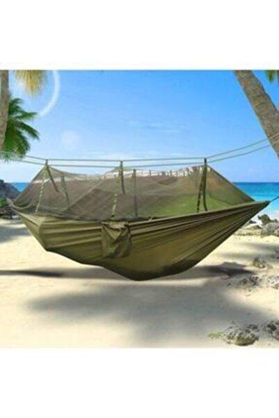 bidolushoping Çantalı Taşınabilir Cibinlikli Sivrisinek Koruyuculu Kamp Hamağı