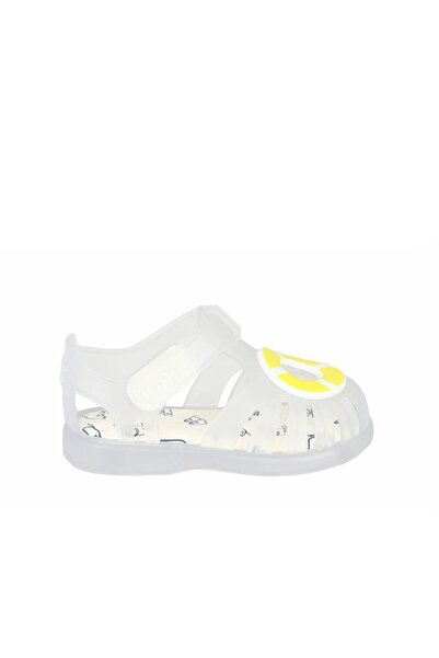 IGOR S10249-108 Tobby Velcro Nautıco Sandalet-whıte Yellow