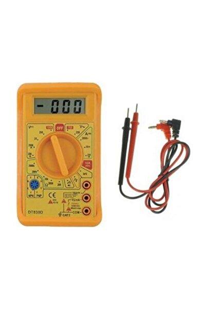 Marxlow Dt 830d Dijital Multimetre